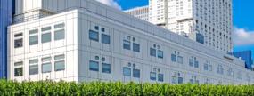 都市部と地方部の病院におけるウェブ対策